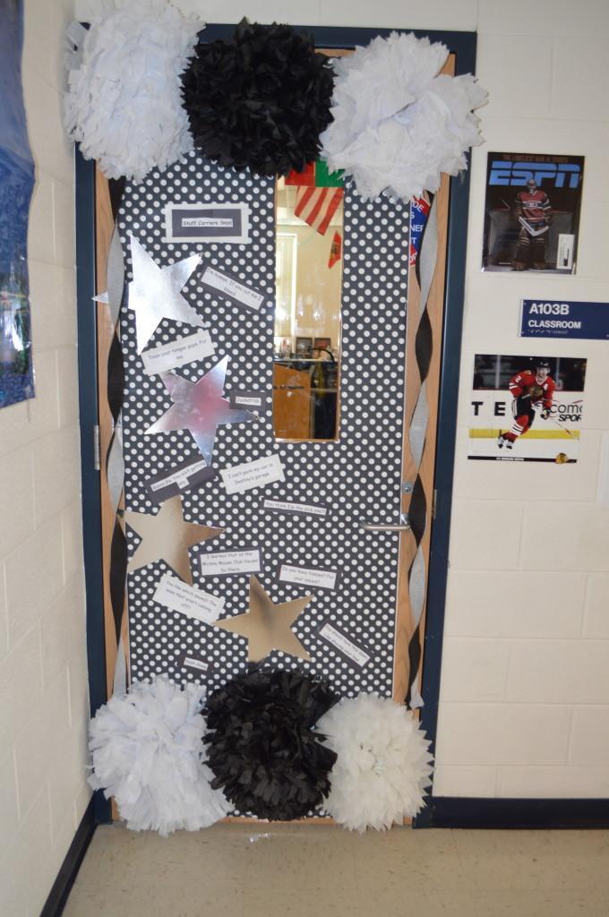 Kaneland Krier Homecoming Door Decorations