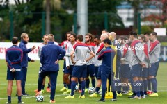2014 World Cup begins with surprises