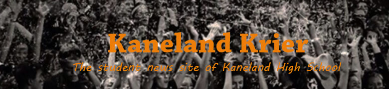 The student news site of Kaneland High School