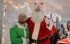 Breakfast with Santa proves to be a smart start to the morning