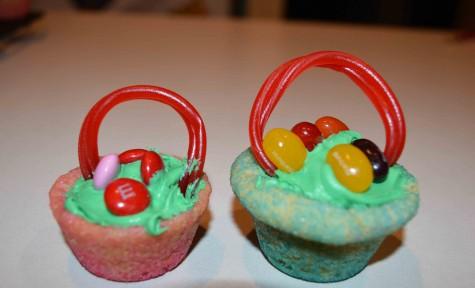 Eggcellent spring sweet course