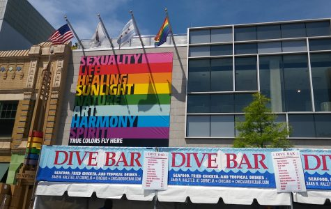 Rainbows take over Chicago this June