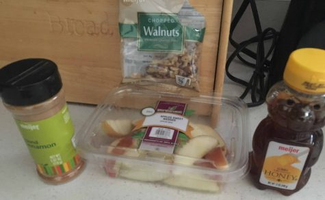 A fall treat for people with dietary restrictions