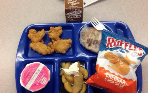 Cafeteria offers new and improved options