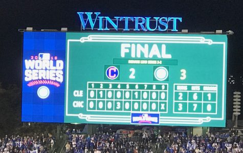 The Cubs and their road to victory