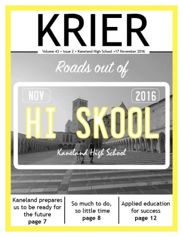 The Kaneland Krier: November 17, 2016