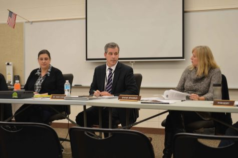 December 12, 2016 board meeting