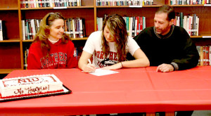 Jessica Lubic signs with NIU
