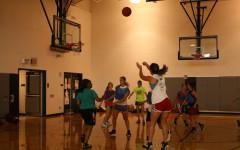 Basketball starts strong