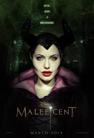 Angelina Jolie is starring as Maleficent in the new Disney remake.