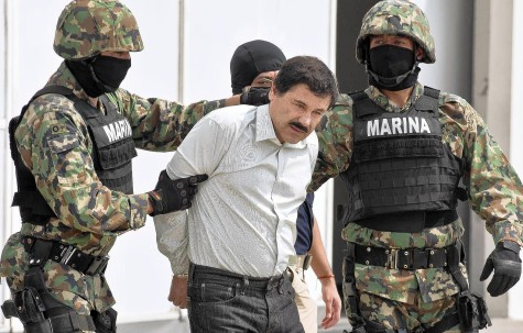 Public Enemy Number 1 Detained in Mexico