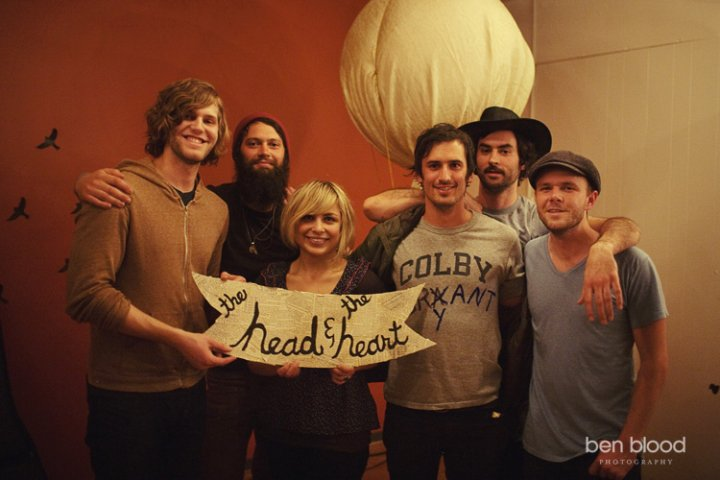 The Head and The Heart fly under the radar as a great band