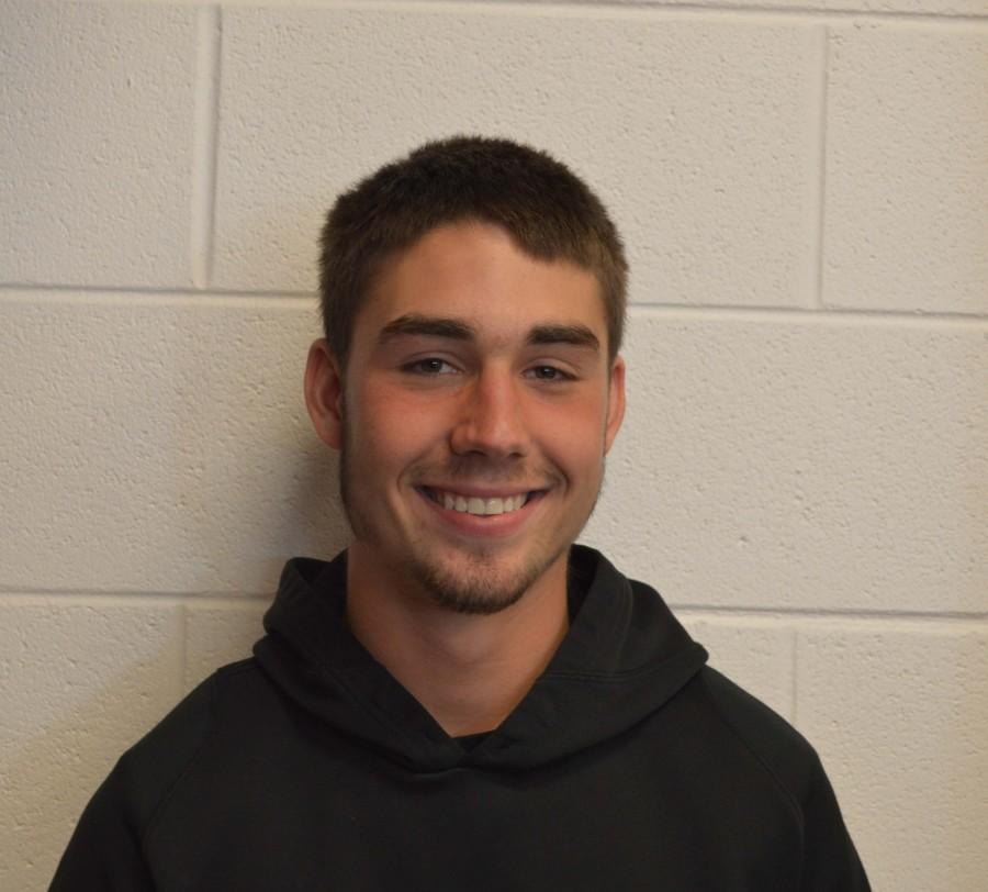 Male athlete of the month: Jake Marczuk