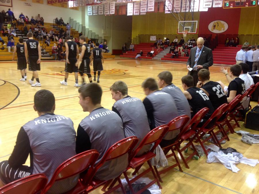 Boys basketball looks to learn from mistakes