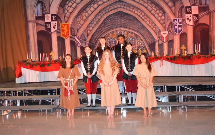 Madrigal Dinner proves a success