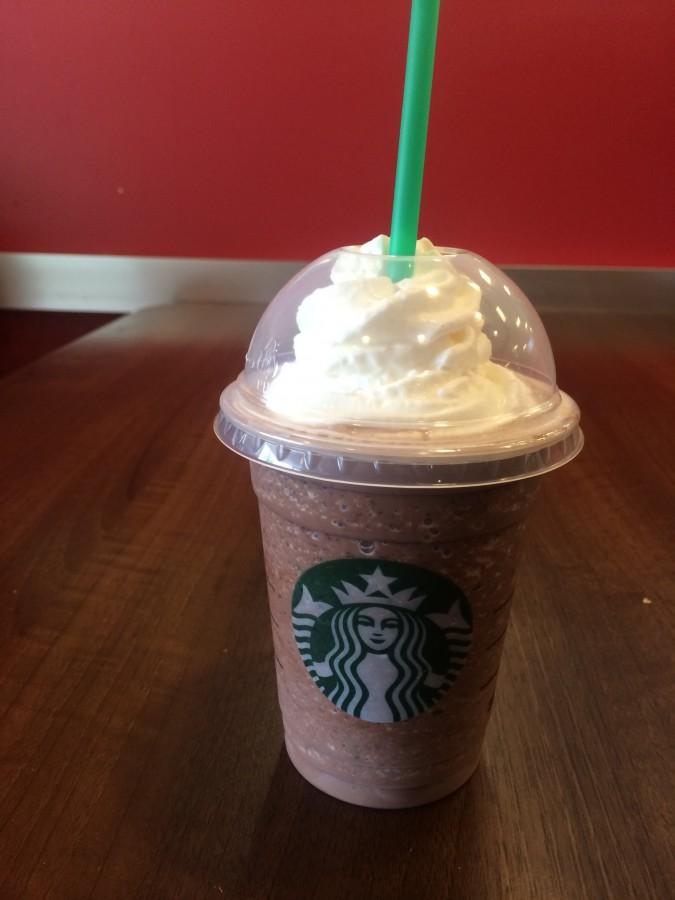 Starbucks Fan Favorites The Red Velvet Cake Frappuccino