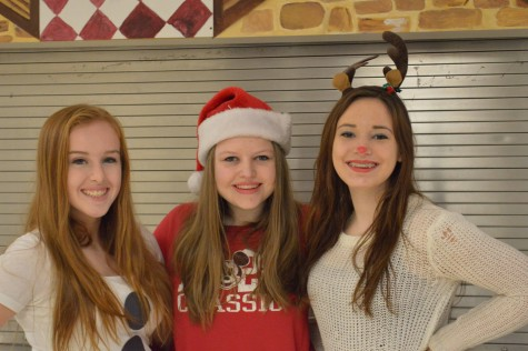 December 18: Winter spirit week showcases holiday chic
