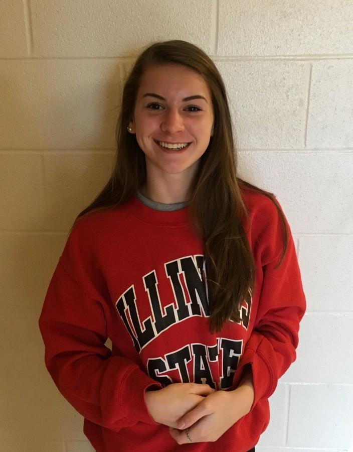 Athlete of the Month: Rachel Lutter