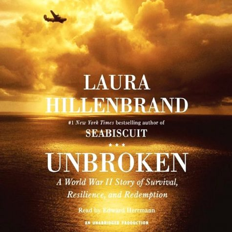 Unbroken tears into the summer bookshelf