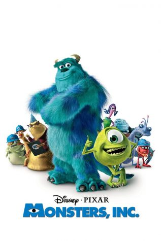Pixar's biggest hits: Monster Inc.