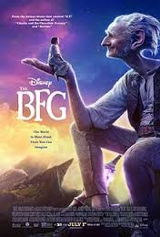 """The BFG"" stomps into theaters"