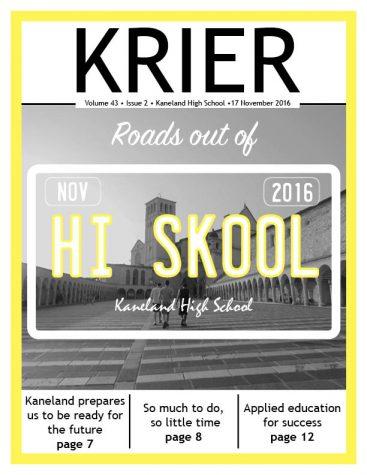 The Kaneland Krier: November 17, 2016