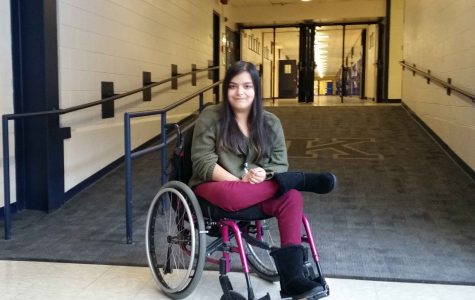 Overcoming everyday challenges: How Sofie Carrillo beats cerebral palsy