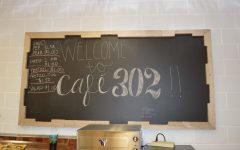 Cafe 302 receives a much needed modern makeover