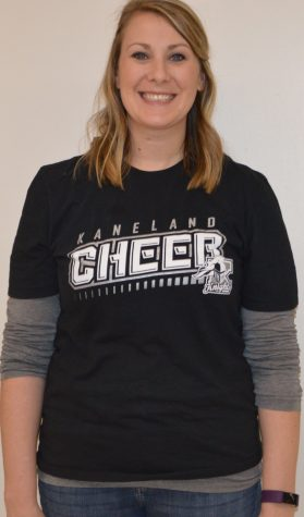 Jennifer French fills student council sponsor