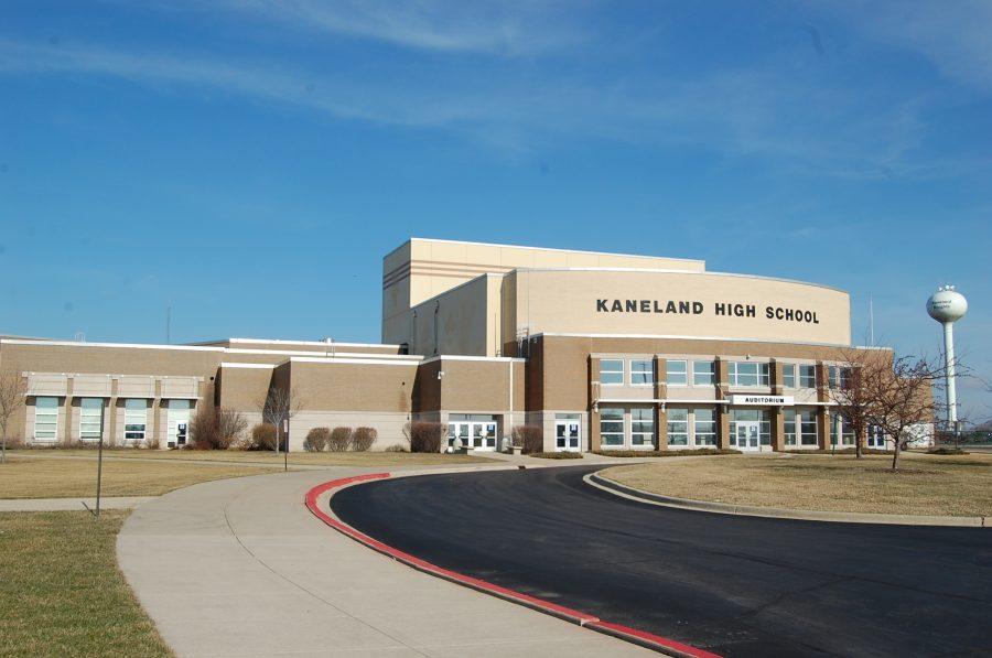 What makes Kaneland, Kaneland