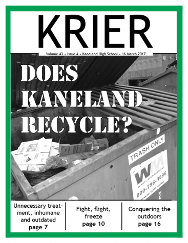 Kaneland Krier: March 16, 2017