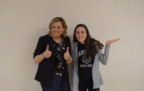 Being a junior at Kaneland, I've learned that there is way more benefits than drawbacks when it comes to having my mom, aka Mrs. Faletto, work in the same building.