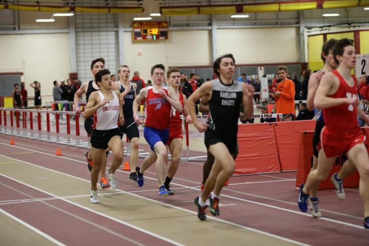 Batavia March Distance Madness Track Meet