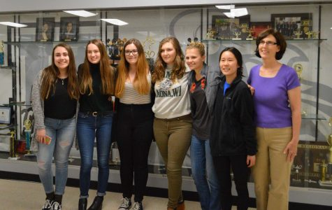 Six members of the Krier staff will compete at state