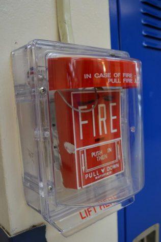 Pulling fire alarms is no joke