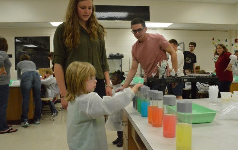 Little scientists in the making