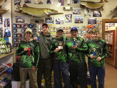 Bass Fishing Club Casts into Their Season