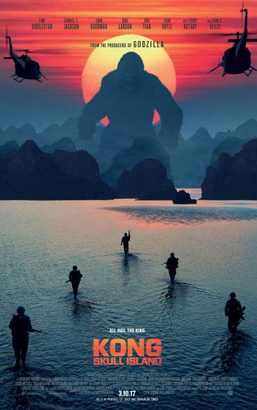 Kong: Skull Island has Top-Notch Action