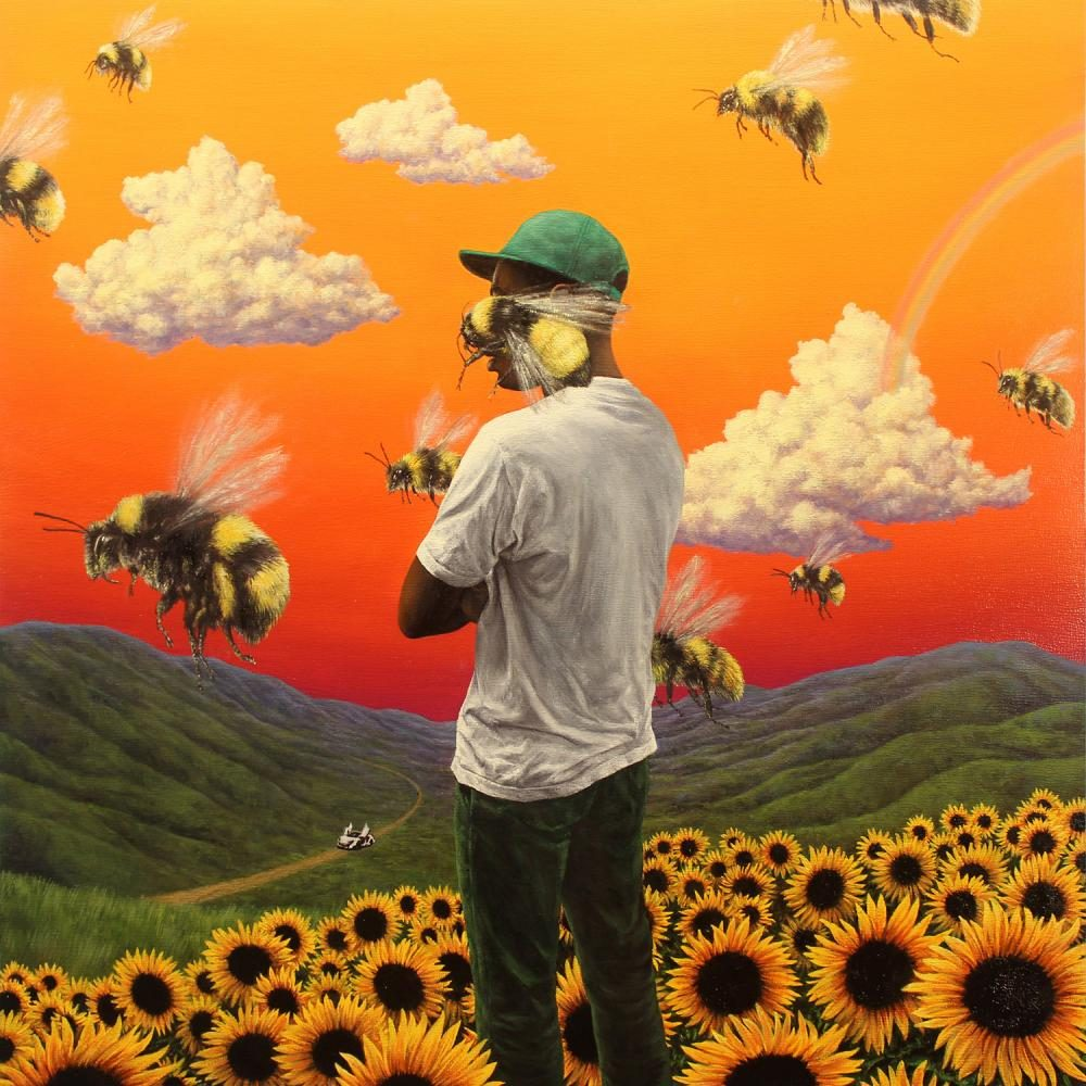 Flower Boy Brings New Things to the Hip-Hop World