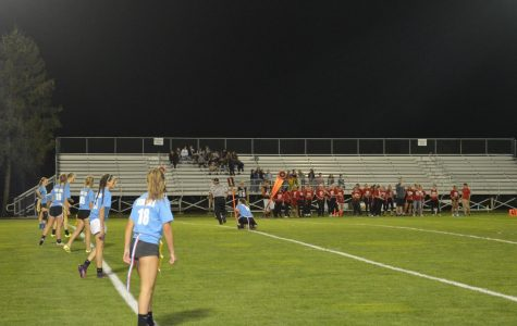 Photo Gallery: Powderpuff Game