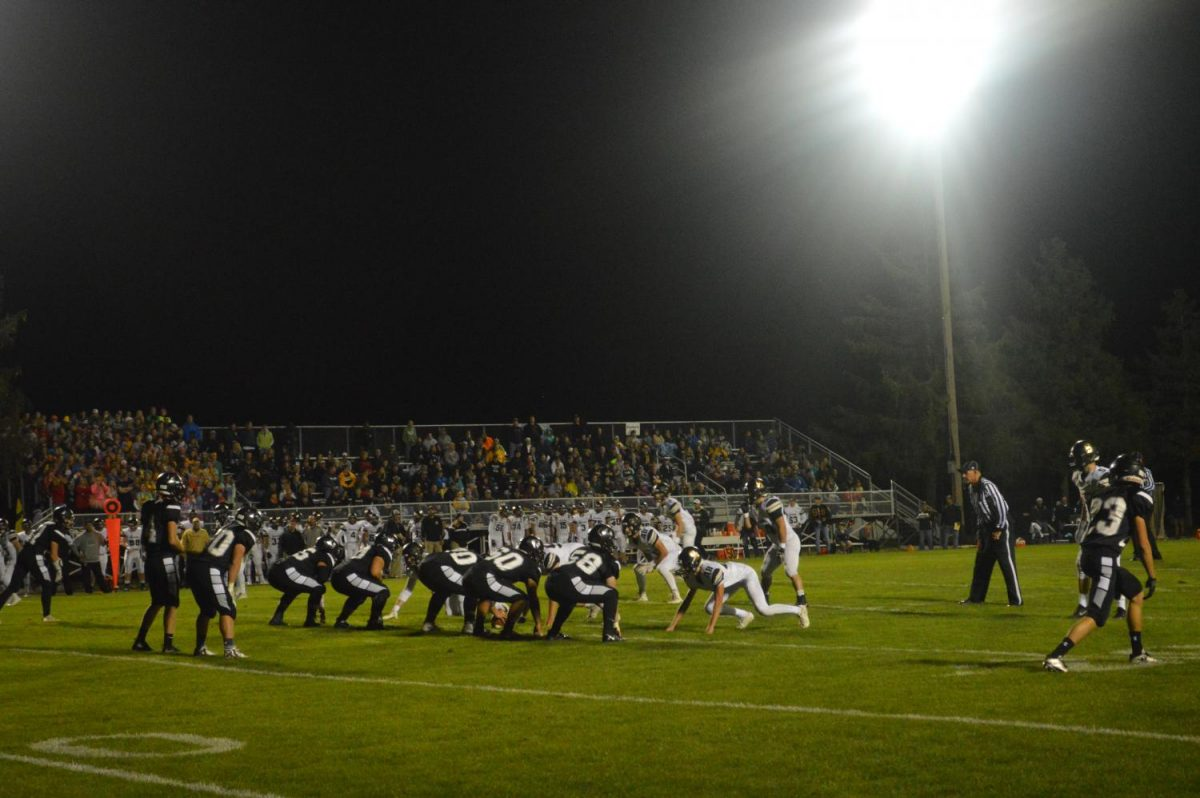 Kaneland shutouts Sycamore in homecoming game