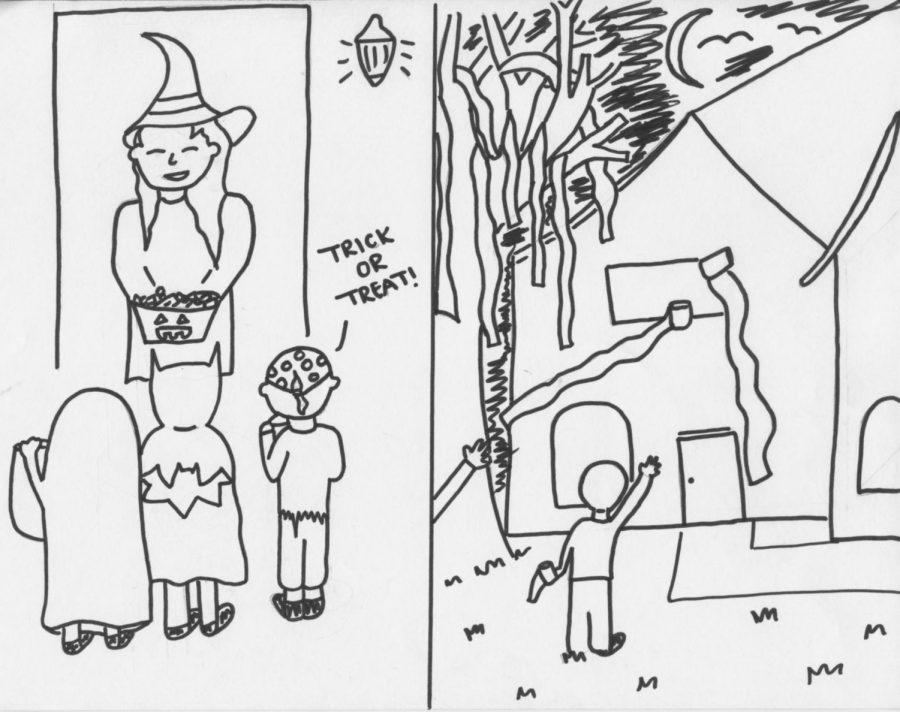 Cartoon by: Katrina Van Horn