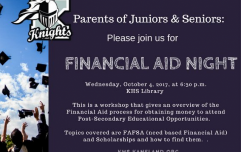 FAFSA Night Approaches Quickly