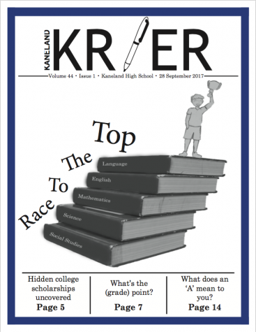 Kaneland Krier: September 28, 2017