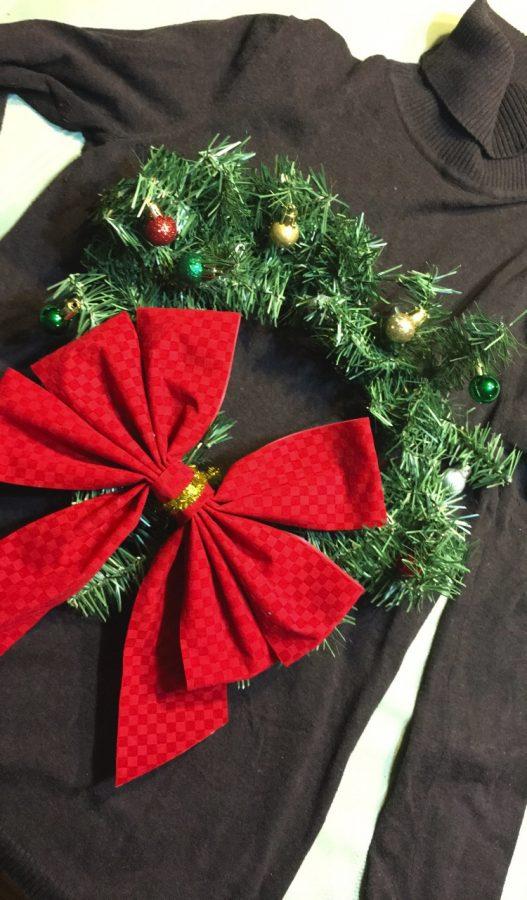 December 4: DIY Ugly Sweaters