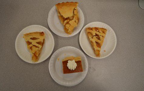 Piece of Cake or Piece of Pie?