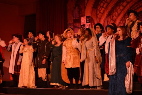 Kaneland hosts 40th annual Madrigal Dinner