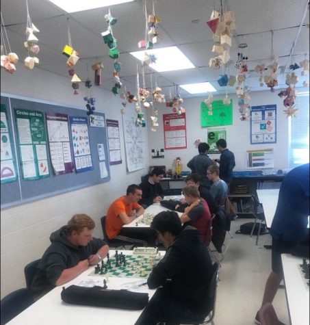 A Look Into the Chess Team