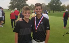 Golf shoots a hole in one at state