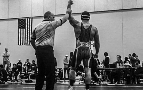 Wrestling at a New School